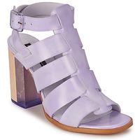 Cipők Női Szandálok / Saruk Miista ISABELLA Levendula
