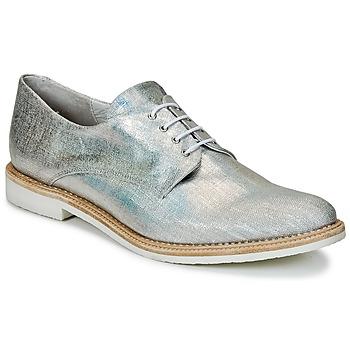 Cipők Női Oxford cipők Miista ZOE Ezüst / Csillogó