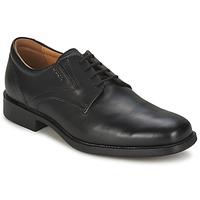 Cipők Férfi Oxford cipők Geox FEDERICO Fekete