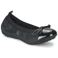 Cipők Lány Balerina cipők / babák Geox PIUMA BALLERINE Fekete