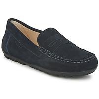Shoes Fiú Mokkaszínek Geox FAST Kék