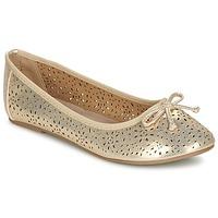 Cipők Lány Balerina cipők / babák Xti JANIN Arany