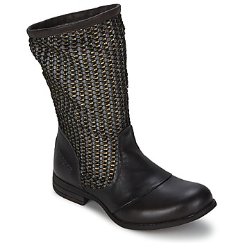 Shoes Női Városi csizmák Bunker SARA SOL Barna