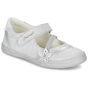 Cipők Lány Balerina cipők / babák Primigi ROSELINE-E Ezüst