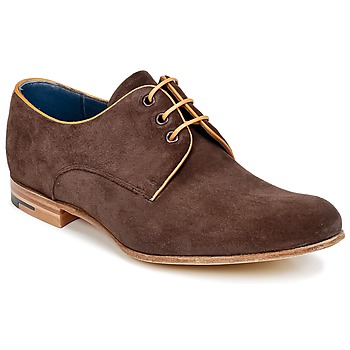 Shoes Férfi Oxford cipők Barker WOLSELEY Barna