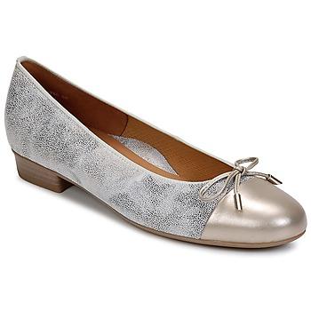 Cipők Női Balerina cipők / babák Ara ELIALE Szürke / Arany