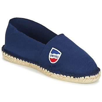 Cipők Férfi Gyékény talpú cipők 1789 Cala CLASSIQUE Indigó