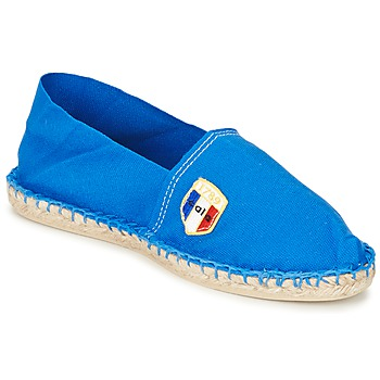 Cipők Gyékény talpú cipők 1789 Cala UNIE BLEU Franciaország