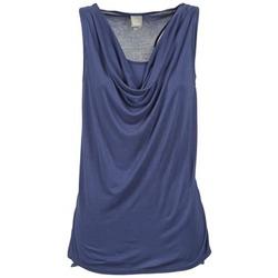 material Női Trikók / Ujjatlan pólók Bench DUPLE Kék