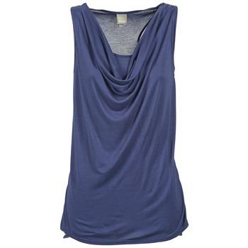 Ruhák Női Trikók / Ujjatlan pólók Bench DUPLE Kék