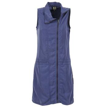 material Női Rövid ruhák Bench EASY Kék