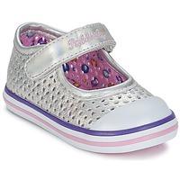 Shoes Lány Balerina cipők / babák Pablosky JILENA Ezüst / Rózsaszín