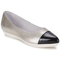 Cipők Női Balerina cipők  Alba Moda DRINITE Ezüst / Fekete