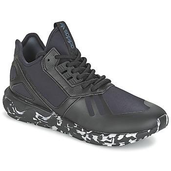 Cipők Rövid szárú edzőcipők adidas Originals TUBULAR RUNNER Fekete