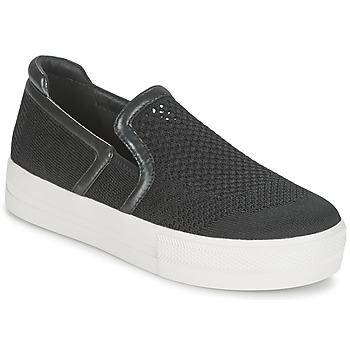 Cipők Női Belebújós cipők Ash JEDAY Fekete
