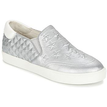 Cipők Női Belebújós cipők Ash IDOL Ezüst