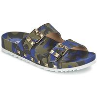 Shoes Női Papucsok Ash UBUD Kék / Álcáz