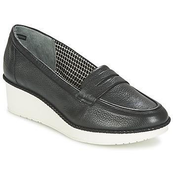 Cipők Női Félcipők Robert Clergerie VALERIE Fekete