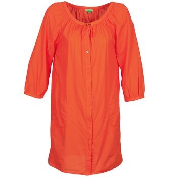 Ruhák Női Rövid ruhák Bensimon FOURTY Narancssárga