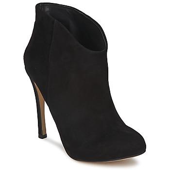 Cipők Női Bokacsizmák SuperTrash  Fekete