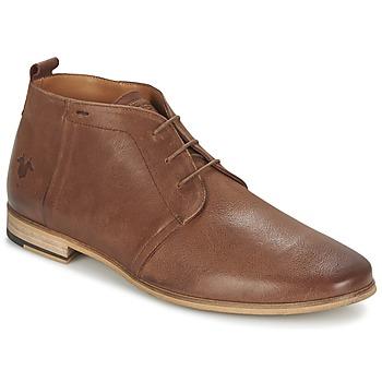 Shoes Férfi Csizmák Kost ZEPI 47 Konyak