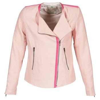 Ruhák Női Kabátok / Blézerek Chipie BRENES Rózsaszín