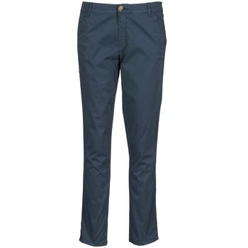 Ruhák Női Chino nadrágok / Carrot nadrágok Chipie TOCINA Kék