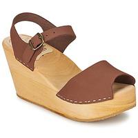 Cipők Női Szandálok / Saruk Le comptoir scandinave  Barna