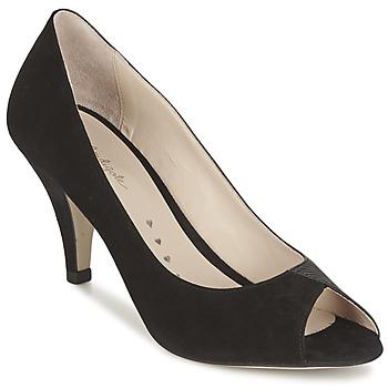Cipők Női Félcipők Petite Mendigote REUNION Fekete