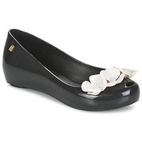 Shoes Női Balerina cipők / babák Melissa ULTRAGIRL XI Fekete  / Fehér