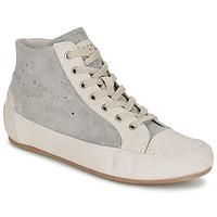Cipők Női Magas szárú edzőcipők Tosca Blu CITRINO Szürke