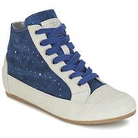 Cipők Női Magas szárú edzőcipők Tosca Blu CITRINO Tengerész
