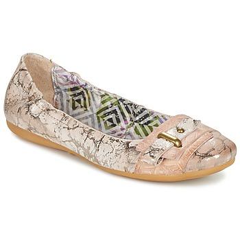 Cipők Női Balerina cipők / babák Mjus CHANTAL Rózsaszín