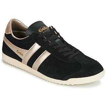 Cipők Női Rövid szárú edzőcipők Gola SPIRIT GLITTER Fekete