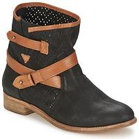 Cipők Női Csizmák Koah FRIDA Fekete