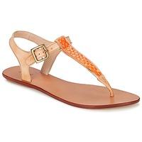 Cipők Női Szandálok / Saruk Koah MARTINAH Bőrszínű / Narancssárga
