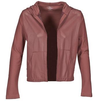 material Női Kabátok / Blézerek Majestic 3103 Rózsaszín