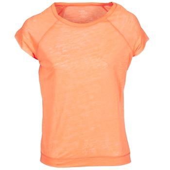 material Női Rövid ujjú pólók Majestic 2105 Narancssárga / Fluoreszkáló