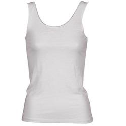 Ruhák Női Trikók / Ujjatlan pólók Majestic 701 Fehér