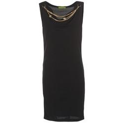 Ruhák Női Rövid ruhák Versace Jeans NDM931 Fekete