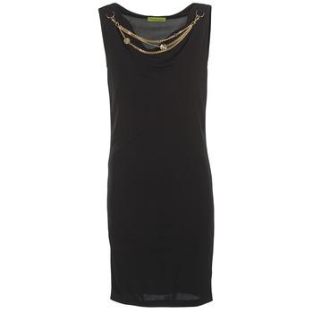 material Női Rövid ruhák Versace Jeans NDM931 Fekete