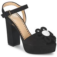 Cipők Női Szandálok / Saruk Moschino Cheap & CHIC CA1617 Fekete