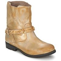 Cipők Női Csizmák Moschino Cheap & CHIC CA21013 Arany