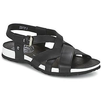 Cipők Férfi Szandálok / Saruk Panama Jack FALCON Fekete