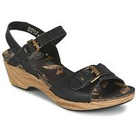 Shoes Női Szandálok / Saruk Panama Jack LAURA Fekete