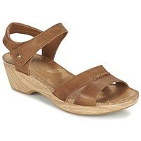 Cipők Női Szandálok / Saruk Panama Jack LARISA Barna