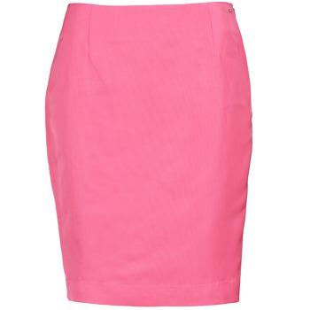 Ruhák Női Szoknyák La City JUPE2D6 Rózsaszín