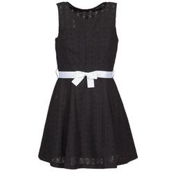 Ruhák Női Rövid ruhák La City ROBEGUI Fekete