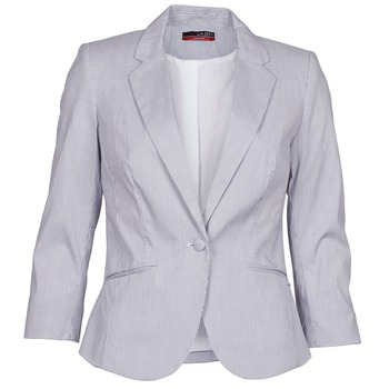 Ruhák Női Kabátok / Blézerek La City VST1D6 Szürke