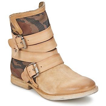 Cipők Női Csizmák Airstep / A.S.98 TRIP METAL Testszínű-katonai-természetes